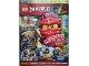 Book No: mag2017njo22en  Name: Lego Magazine Ninjago (English) 2017 Issue 22