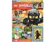 Book No: mag2017njo24de  Name: Lego Magazine Ninjago (German) 2017 Issue 24