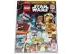 Book No: mag2017sw08pl  Name: Lego Magazine Star Wars (Polish) 2017 Issue 8