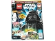 Book No: mag2017sw09pl  Name: Lego Magazine Star Wars (Polish) 2017 Issue 9