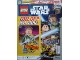 Book No: mag2017sw19en  Name: Lego Magazine Star Wars (English) 2017 Issue 19
