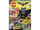 Book No: mag2017tlbm02pl  Name: Lego Magazine The LEGO Batman Movie (Polish) 2017 Issue 2