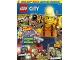 Book No: mag2018cty02nl  Name: Lego Magazine City 2018 Issue 2 (Dutch)