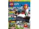 Book No: mag2018cty03nl  Name: LEGO Magazine City 2018 Issue 3 (Dutch)