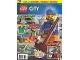 Book No: mag2018cty05nl  Name: LEGO Magazine City 2018 Issue 5 (Dutch)