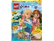 Book No: mag2018frnd03nl  Name: LEGO Magazine Friends 2018 Issue 3 (Dutch)