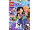 Book No: mag2018frnd08pl  Name: Lego Magazine Friends 2018 Issue 8 (Polish)