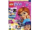 Book No: mag2018frnd10pl  Name: Lego Magazine Friends 2018 Issue 10 (Polish)
