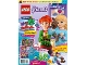 Book No: mag2018frnd12nl  Name: LEGO Magazine Friends 2018 Issue 12 (Dutch)