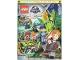 Book No: mag2018jw02de  Name: Lego Magazine Jurassic World 2018 Issue 2 (German)