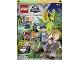 Book No: mag2018jw02nl  Name: Lego Magazine Jurassic World 2018 Issue 2 (Dutch)