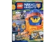 Book No: mag2018nex01pl  Name: Lego Magazine Nexo Knights 2018 Issue 1 (Polish)