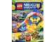 Book No: mag2018nex06pl  Name: Lego Magazine Nexo Knights 2018 Issue 6 (Polish)