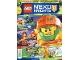 Book No: mag2018nex08pl  Name: Lego Magazine Nexo Knights 2018 Issue 8 (Polish)