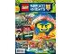 Book No: mag2018nex09nl  Name: LEGO Magazine Nexo Knights 2018 Issue 9 (Dutch)