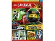 Book No: mag2018njo11nl  Name: LEGO Magazine Ninjago 2018 Issue 11 (Dutch)