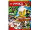 Book No: mag2018njo12nl  Name: LEGO Magazine Ninjago 2018 Issue 12 (Dutch)