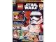 Book No: mag2018sw09pl  Name: Lego Magazine Star Wars 2018 Issue 9 (Polish)