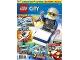 Book No: mag2019cty01nl  Name: Lego Magazine City 2019 Issue 1 (Dutch)