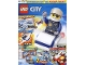 Book No: mag2019cty01pl  Name: Lego Magazine City 2019 Issue 1 (Polish)