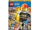 Book No: mag2019cty02nl  Name: Lego Magazine City 2019 Issue 2 (Dutch)