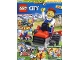 Book No: mag2019cty03de  Name: Lego Magazine City 2019 Issue 3 (German)