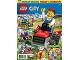 Book No: mag2019cty03nl  Name: Lego Magazine City 2019 Issue 3 (Dutch)