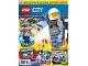 Book No: mag2019cty04nl  Name: Lego Magazine City 2019 Issue 4 (Dutch)