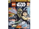 Book No: mag2019sw01pl  Name: Lego Magazine Star Wars 2019 Issue 1 (Polish)