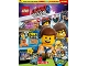 Book No: mag2019tlm01nl  Name: Lego Magazine The LEGO Movie 2 2019 Issue 1 (Dutch)