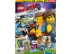 Book No: mag2019tlm02nl  Name: Lego Magazine The LEGO Movie 2 2019 Issue 2 (Dutch)