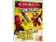 Catalog No: 25103520  Name: 2015 Ninjago Promotion with Sticker Sheet, French (25103520_FR)