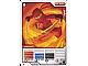 Gear No: 4612926  Name: Ninjago Masters of Spinjitzu Deck #1 Game Card 1 - Kai - International Version