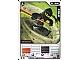 Gear No: 4612931  Name: Ninjago Masters of Spinjitzu Deck #1 Game Card 12 - Cole - International Version