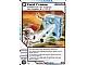 Gear No: 4612934  Name: Ninjago Masters of Spinjitzu Deck #1 Game Card 52 - Card Freeze - International Version