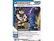 Gear No: 4617238  Name: Ninjago Masters of Spinjitzu Deck #1 Game Card 40 - Quickswitch - International Version