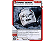 Gear No: 4621812  Name: Ninjago Masters of Spinjitzu Deck #1 Game Card 18 - Smoke Screen - North American Version