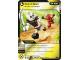 Gear No: 4621816  Name: Ninjago Masters of Spinjitzu Deck #1 Game Card 78 - Cut 'n' Run - North American Version
