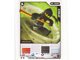 Gear No: 4621824  Name: Ninjago Masters of Spinjitzu Deck #1 Game Card 12 - Cole - North American Version