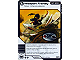 Gear No: 4621851  Name: Ninjago Masters of Spinjitzu Deck #1 Game Card 80 - Weapon Frenzy - North American Version