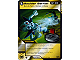 Gear No: 4621852  Name: Ninjago Masters of Spinjitzu Deck #1 Game Card 75 - Boulder Barrier - North American Version