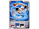 Gear No: 4621854  Name: Ninjago Masters of Spinjitzu Deck #1 Game Card 10 - Zane DX - North American Version