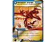 Gear No: 4621858  Name: Ninjago Masters of Spinjitzu Deck #1 Game Card 48 - Weapon Swap - North American Version