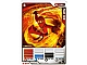 Gear No: 4621867  Name: Ninjago Masters of Spinjitzu Deck #1 Game Card 3 - Kai DX - North American Version
