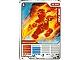 Gear No: 4643517  Name: Ninjago Masters of Spinjitzu Deck #2 Game Card 4 - NRG Kai - International Version