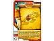 Gear No: 4643518  Name: Ninjago Masters of Spinjitzu Deck #2 Game Card 35 - Rings of Fire! - International Version