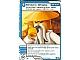 Gear No: 4643520  Name: Ninjago Masters of Spinjitzu Deck #2 Game Card 68 - Sensei's Whistle - International Version
