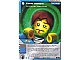 Gear No: 4643622  Name: Ninjago Masters of Spinjitzu Deck #2 Game Card 66 - Toxic Venom - North American Version