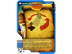 Gear No: 4643647  Name: Ninjago Masters of Spinjitzu Deck #2 Game Card 55 - Spin Circle! - North American Version