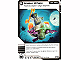 Gear No: 4643669  Name: Ninjago Masters of Spinjitzu Deck #2 Game Card 72 - Snake Whips - North American Version
